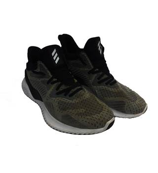 805c476e1852 Adidas Alphabounce Trainers 9.5 Adidas - Size  9.5 - Grey - Trainers