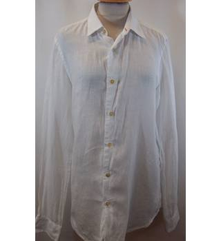 0c67e227 Paul Smith - Size: S - White - Long sleeved shirt
