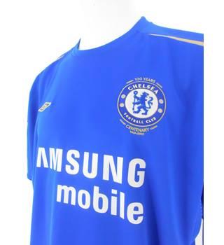 new arrival 6d83a de824 2005-06 Chelsea FC Centenary Home Shirt Size XXL | Oxfam GB | Oxfam's  Online Shop