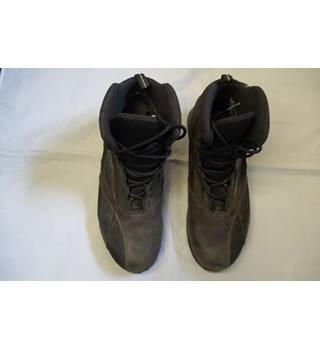 28038a1cc97 Hein Gericke Black Biker boots - Size: 12