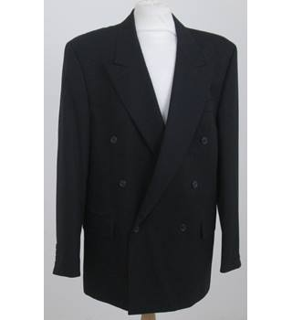Clothing, Shoes & Accessories Trend Mark Christian Dior Boutique Black Tailored Jacket Size 8