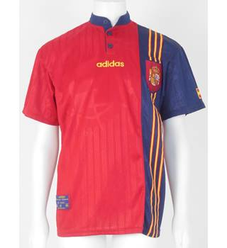797905b6cad Adidas - Size  L - Red - Spain Official Home kit 1996-98