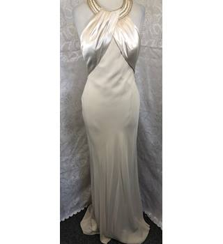 0bbb3d5cc22 Biba alternative wedding dress 1920s style size 12 Biba - Size  12 - Cream