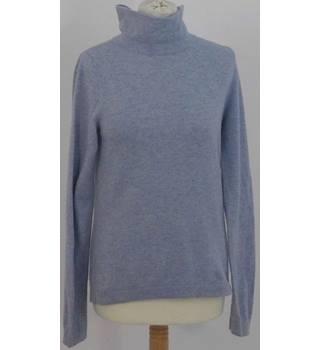 46c6c540c5f Hobbs Size M Pastel Blue Wool  amp  Cashmere Blend Jumper