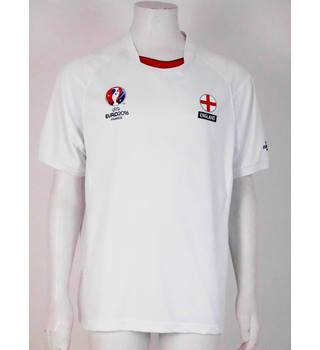 ff125b4428d0 UEFA Euro 2016 (France) England Shirt - Size XL - Official licensed product