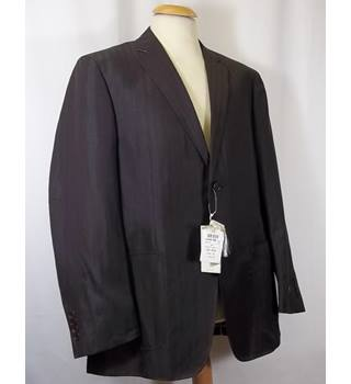 Suits & Suit Separates Clothing, Shoes & Accessories Well-Educated Requirements Womens Brown Wool Nylon Cashemere Blazer Suit Jacket Size 10