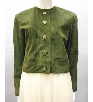 013ed8e5c4b Vintage Gavin Brown London - Size: 10 - Green Suede