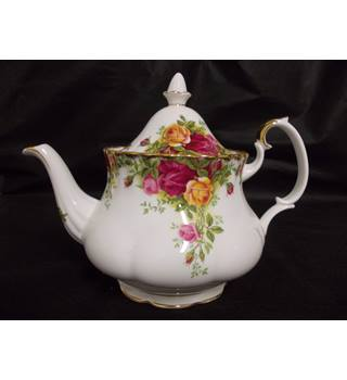 Realistic Traditional Handmade Antique Tea Pot~used Only For Display~ Antiques