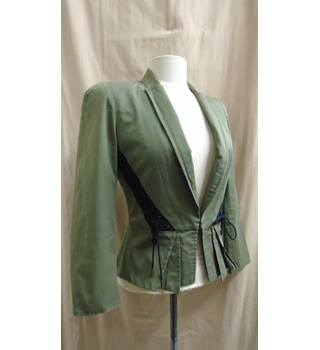 e8f32f9daef8 Alexander McQueen - Size: 12 - Green - Smart jacket / coat