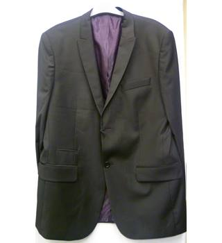 ac397cec2 NWT - River Island - Black - Single Breasted Suit Jacket