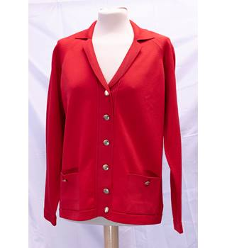 St John Jacket Size 14 New At Any Cost Women's Clothing