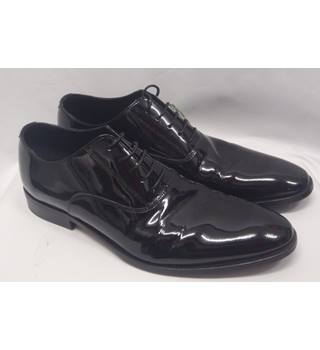 fd2e3a8bc7 M&S Sartorial Men's black lace-up shoes M&S Marks &
