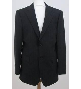 67a94366 Taylor & Wright (Matalan), size 40R black pin stripe jacket