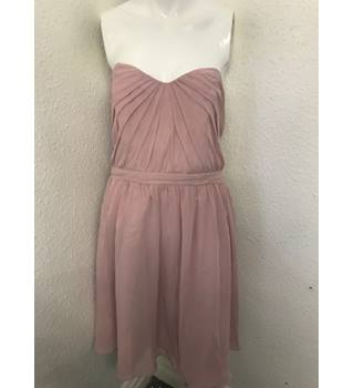 f0b02649a BNWT Alfred Angelo Bridesmaid Dress - Size: 16 - Pink - Dress / gown