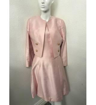 826167667935c Anne Chandler London Dress & Jacket Anne Chandler London - Size: 12 -  Pink