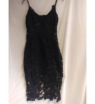 2e4e217e3c046 BNWT Boohoo - Black Lace Dres - Size 10 Boohoo - Size: 10 - Black