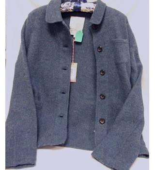 7672b945ec7c2 BNWT wool mix jacket White Stuff - Size: 10 - Blue - Smart jacket /
