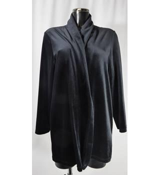 ba3e092b Holmewood Velvet Jacket - Black - Size M (Approx. Size 14/16)