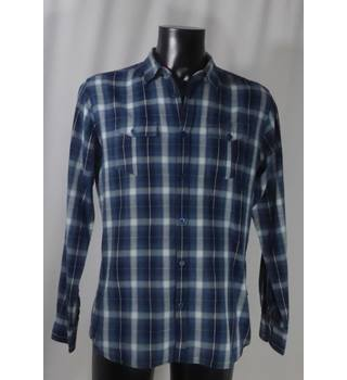 """99a9c50828b Ted Baker Shirt - Multi - Size L (40"""" Chest - TB Size 4"""
