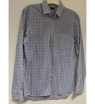 0af52f57903 Jaeger Men's Check Shirt Size M Jaeger - Size: M - Multi-coloured -