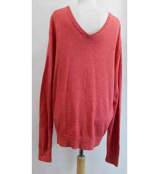 56cadf5c Long Sleeve Jumper Tommy Hilfiger - Size: L - Red - Jumper