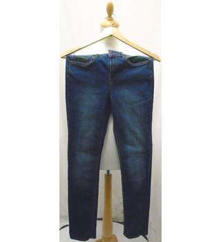 "aad5605a1aa Long Leg Jeans George by Asda - Size: 30"" - Blue - Jeans"