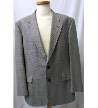 ba564ec06c Vintage M&S - Size: M - Black & white check - Smart