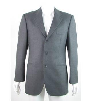 ff7682dd7300 Aquascutum - Size: 40R - Black - 100% Wool - Single breasted suit jacket