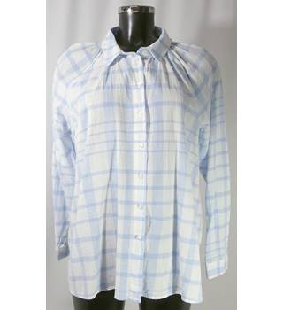 4533b300a64364 BNWOT M&S Collection Shirt - Multi - Size 14 M&S Marks &