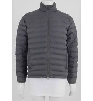 bf2c9700e6a4 Barbour International Impeller Size: M Grey Quilted Jacket
