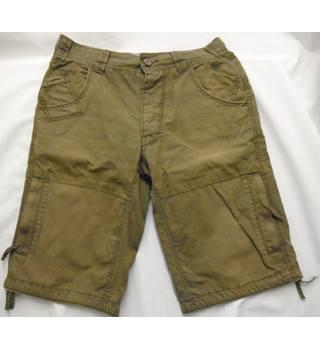 8705f5a6d6 Khaki shorts Fat Face - Size: Medium - Brown - Cargo shorts