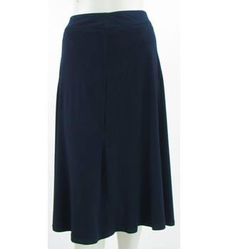 e767592401 BNWT - Linea - Size: 14 - Navy Blue - Knee length skirt