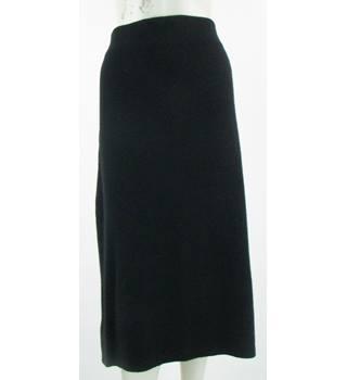 dca8c09176 BNWOT - M&S Per Una - Size: 24 - Black - Calf length