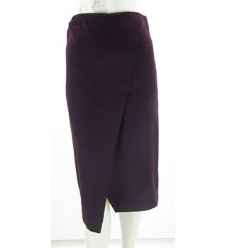33ebed1cd BNWT - Next - Size: 8 - Purple - Knee length skirt with Front Vent