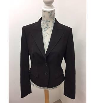 024cc6f0be763e Hugo Boss brown blazer Hugo Boss - Size: 10 - Brown