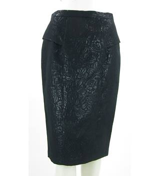cf75f3927e BNWT Dorothy Perkins Size 10 Black Floral Skirt