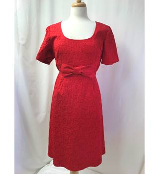 308cd443b Phase Eight - Size: 16 - Red - Cocktail dress