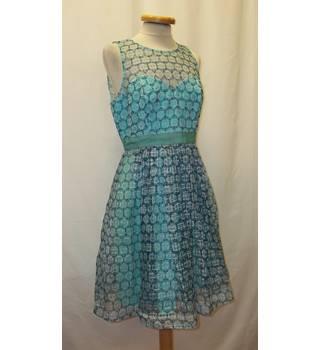 9b8f11add76 moulinette soeurs - Size: 10 - Blue - Mini dress