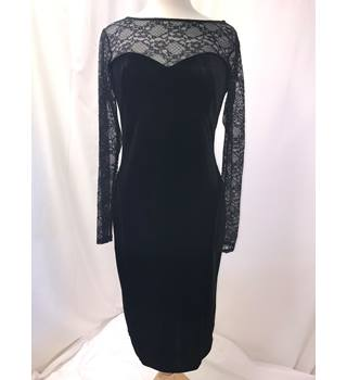 ced5247dd38 Oasis - Size: M - Black - Cocktail dress