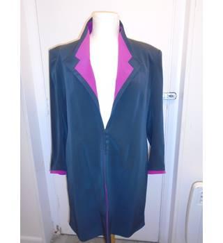 8ee964564e278 Tom Bowker - Size: 20 - Grey - Smart jacket / coat