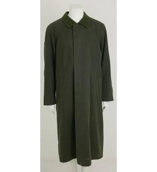 7c836071b62 Vintage 80's Aquascutum Size:XXL Green Casual Coat