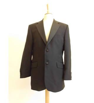 "e457be7911d Jeff Banks Black Men's Jacket Good Condition 40"" Chest Regular Jeff  Banks - Size:"