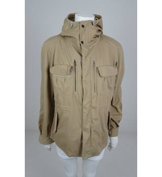 0c3ebc48d1c Barbour Oilskin Clothing To-Ki To Edition Size L Beige Bicycle Jacket