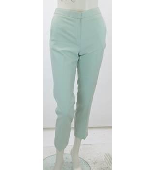 bb86e90a850 BNWT - Topshop - Size 8 - Pistachio - High Rise Tailored Suit Trousers