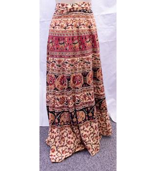 f61d5e9ef4a Unbranded - Size: One size: regular - Brown - Long skirt