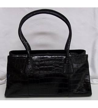 fashion design better price luxuriant in design OSPREY LONDON - Size: One size - Black - Purse | Oxfam GB | Oxfam's Online  Shop