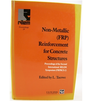 Non-Metallic (FRP) Reinforcement for Concrete Structures