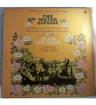 """The Water Gipsies - Bless The Bride"" Original Cast Recording LP - SH 228"