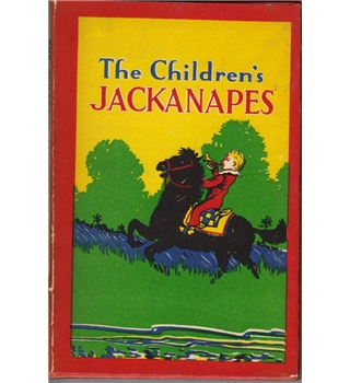 1960. The Children's Jackanapes by Julia Horatia Ewing