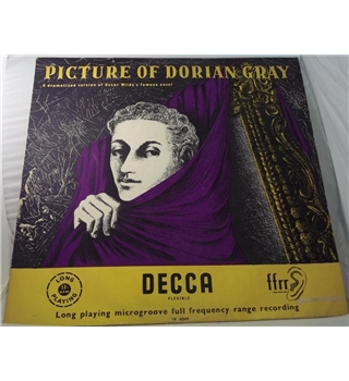 """Wilde -The Picture Of Dorian Gray"" LP of stage adaptation  - LK 4049"